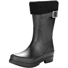 Viking Footwear Vendela Rubber Boots Children Fleece-Lining black